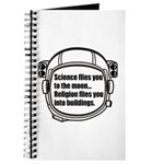Science flies you to the moon Journal