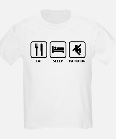 Eat Sleep Parkour T-Shirt
