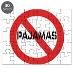 No Pajamas Puzzle