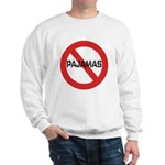 No Pajamas Sweatshirt