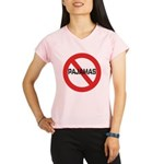 No Pajamas Performance Dry T-Shirt