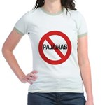 No Pajamas Jr. Ringer T-Shirt