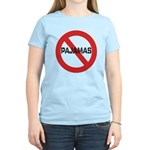 No Pajamas Women's Light T-Shirt