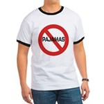 No Pajamas Ringer T