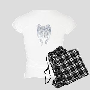 wings on back Women's Light Pajamas