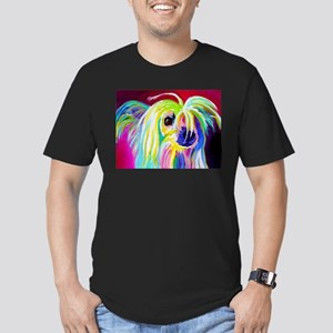 Chinese Crested #2 Ash Grey T-Shirt T-Shirt