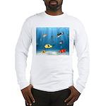 Oceans Of Fish Long Sleeve T-Shirt