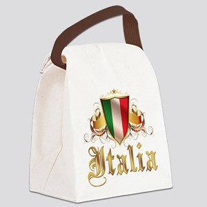 italy T-Shirt Canvas Lunch Bag