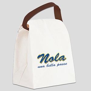 Nola T-Shirt Canvas Lunch Bag