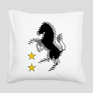 milan Square Canvas Pillow
