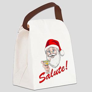 italian coffe mug Canvas Lunch Bag