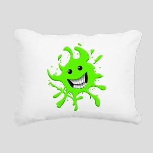 Slime Rectangular Canvas Pillow
