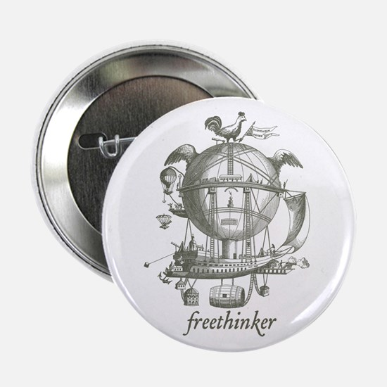 "Freethinker 2.25"" Button"