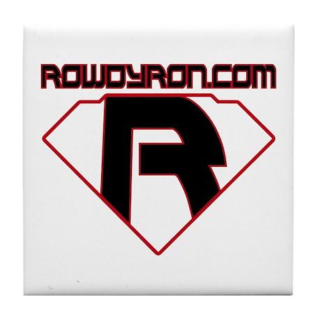 Get Rowdy! Tile Coaster