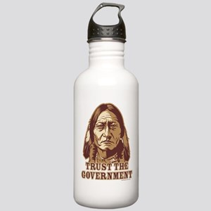 Trust Government Sitting Bull Stainless Water Bott
