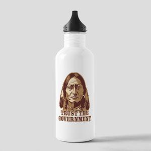 Trust Government Sitting Bull Stainless Water Bott