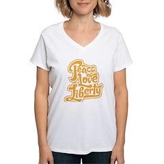 PEACE LOVE LIBERTY-04.png Shirt