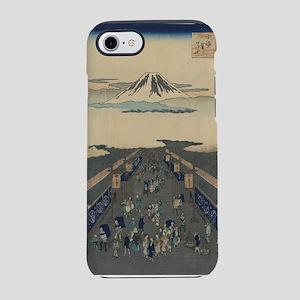 Surugacho - Hiroshige Ando - 1856 iPhone 7 Tough C