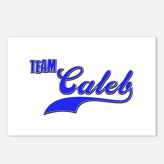 Team Caleb Postcards (Package of 8)