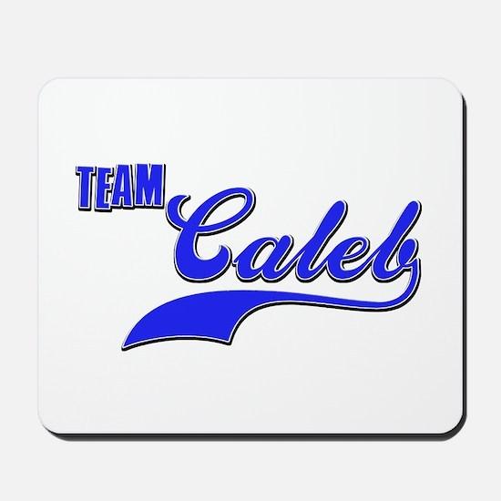 Team Caleb Mousepad