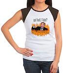 Got hell, Fidel? Women's Cap Sleeve T-Shirt