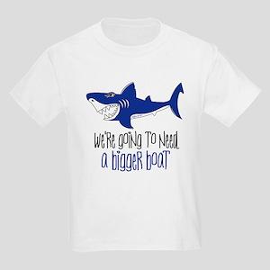 Bigger Boat Kids T-Shirt