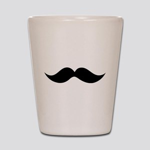 Moustache Shot Glass