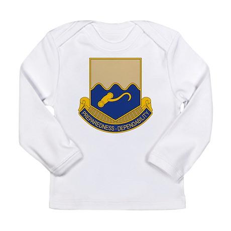 USA 11th Transportation Battalion Long Sleeve Infa