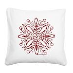 redsolosymbol Square Canvas Pillow