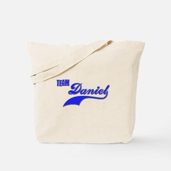 Team Daniel Tote Bag