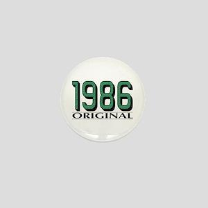 1986 Original Mini Button