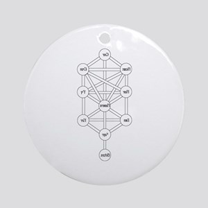 Tree of Life Ornament (Round)