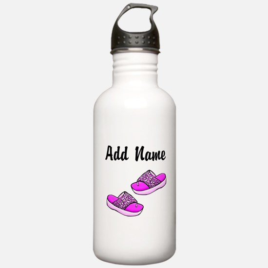 I LOVE THE BEACH Water Bottle