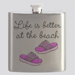 BEACH BABE Flask