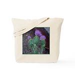 Thistle Trio Tote Bag