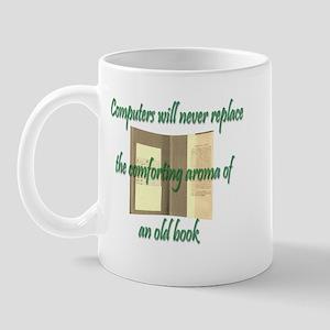 Old Books Mug