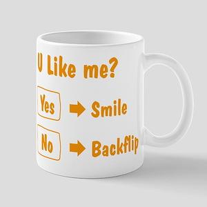 U like me? Mug