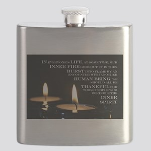 Inner Flame Flask