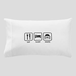 Eat Sleep Skate Pillow Case