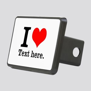 What do you love? Rectangular Hitch Cover