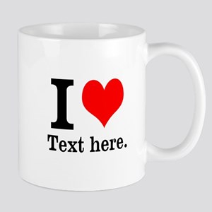 What do you love? Mug