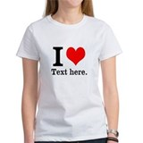 I heart Women's T-Shirt