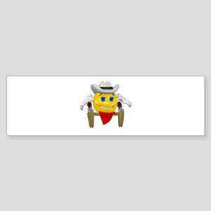 Cowboy12 Bumper Sticker