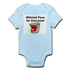 World Peace Infant Creeper
