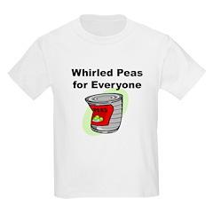 World Peace Kids T-Shirt