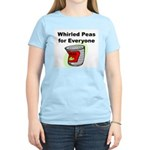 World Peace Women's Pink T-Shirt
