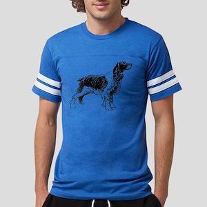 Springer Spaniel Mens Football Shirt