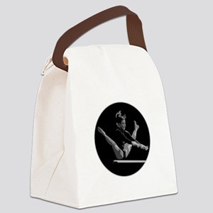 balance beam copy Canvas Lunch Bag