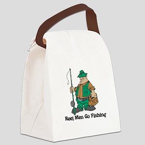 fisherrnan copy Canvas Lunch Bag