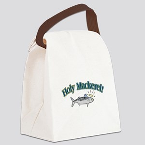 holy mackeral copy Canvas Lunch Bag